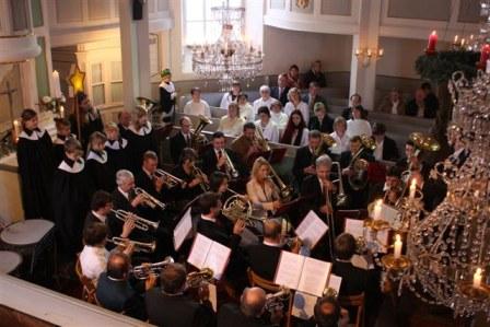 Kirchenchor Seiffen mit Kurrende 12