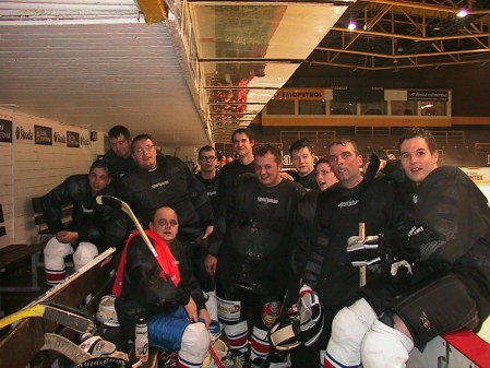 "Eishockeyclub (EHC) Seiffen e.V. ""Icecrackers"" 4"