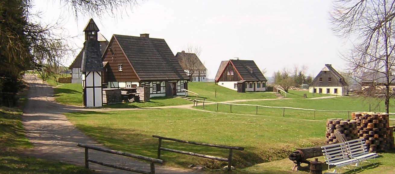 Seiffen Freilichtmuseum – Seiffen Zentrum