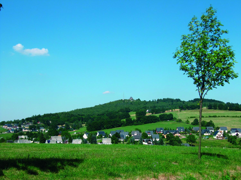 Seiffen – Hirschberg (OT von Olbernhau) – Seiffen