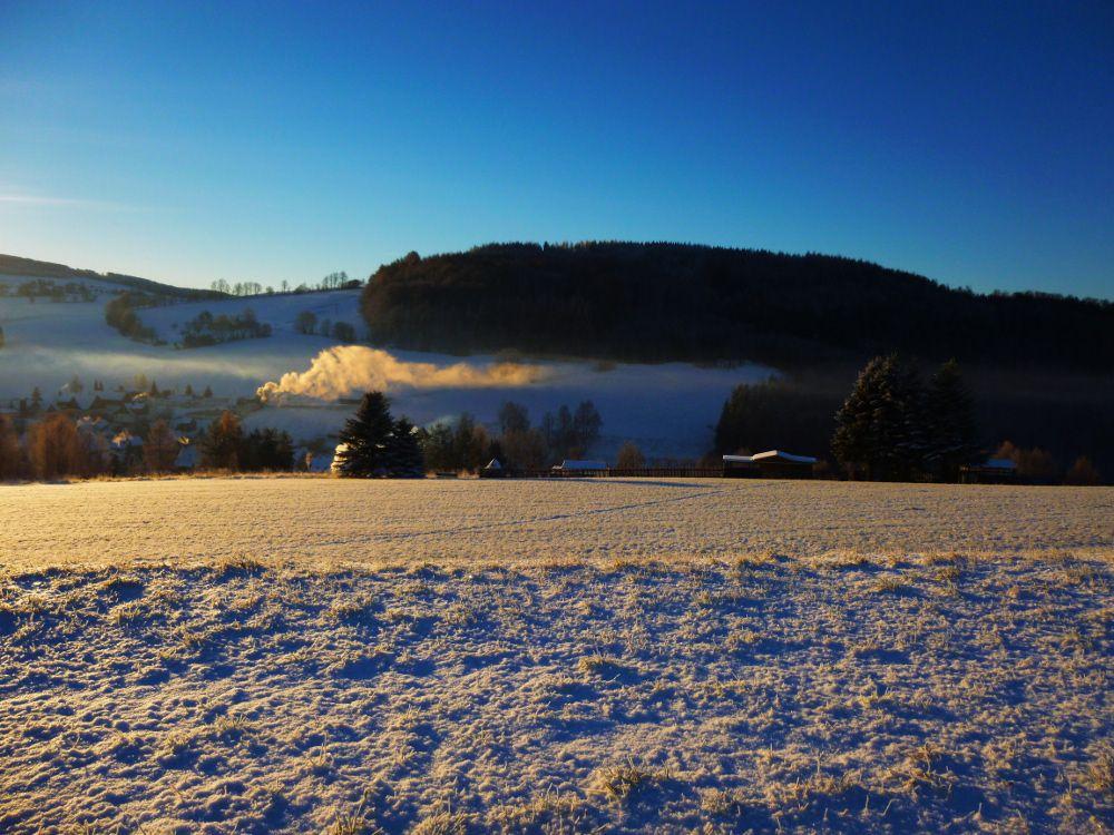 Winterwanderweg Seiffen-Neuhausen-Seiffen
