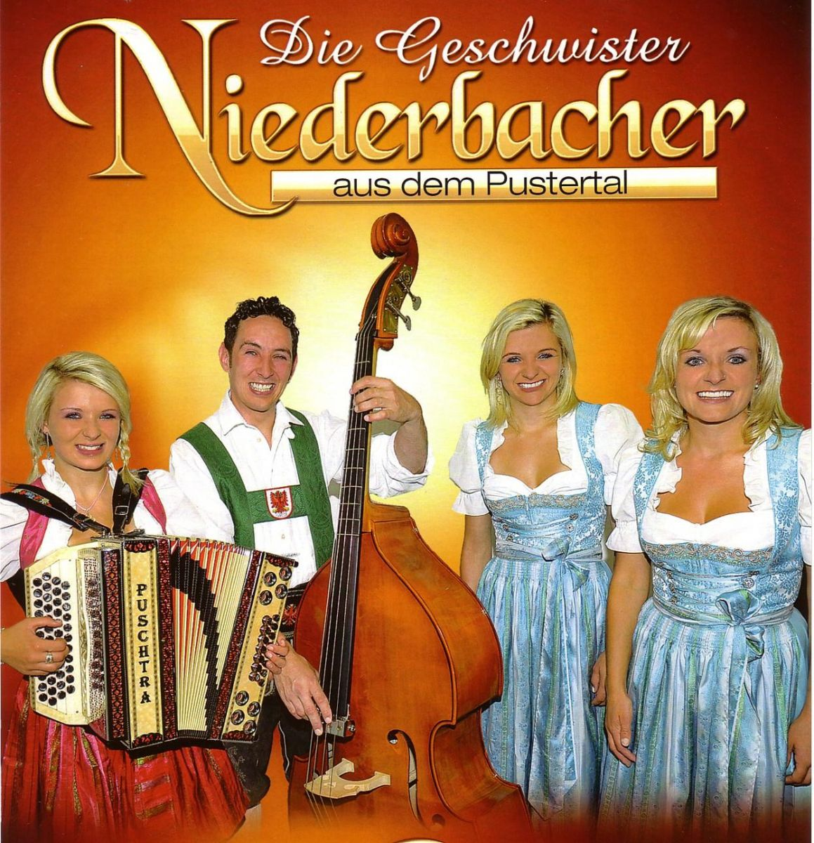 Geschwister Niederbacher braun