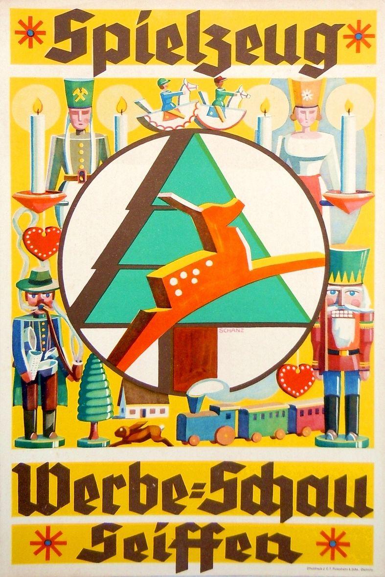 Galerie im Treppenhaus – Spielzeugwerbeschau Seiffen zum 80. Geburtstag @ Spielzeugmuseum Seiffen |  |  |